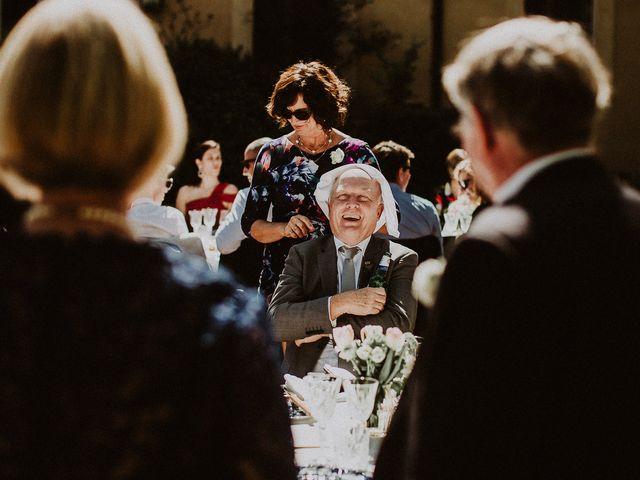 Il matrimonio di Carol e Phil a Roma, Roma 84