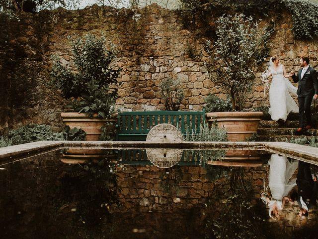Il matrimonio di Carol e Phil a Roma, Roma 99