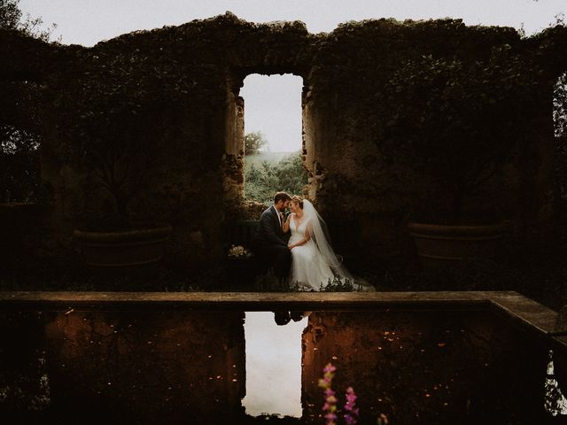 Il matrimonio di Carol e Phil a Roma, Roma 100
