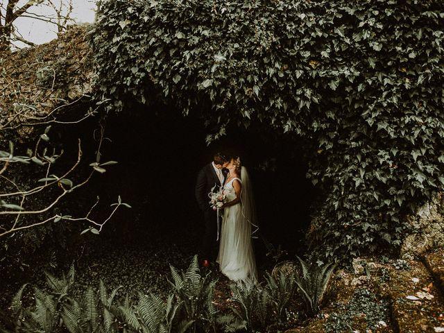 Il matrimonio di Carol e Phil a Roma, Roma 109