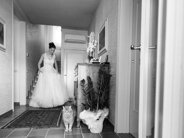 Il matrimonio di Federico e Sara a Asolo, Treviso 7