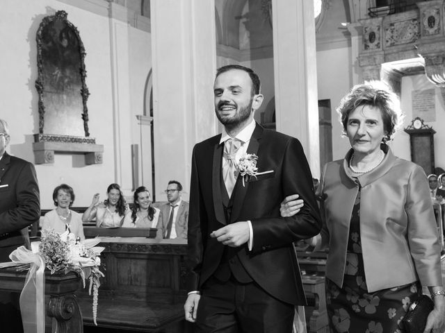 Il matrimonio di Federico e Sara a Asolo, Treviso 8