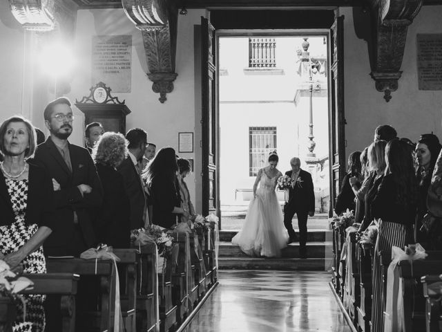 Il matrimonio di Federico e Sara a Asolo, Treviso 11