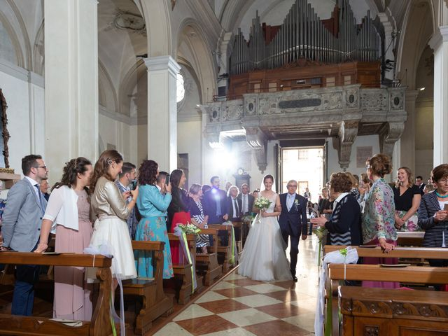Il matrimonio di Federico e Sara a Asolo, Treviso 12
