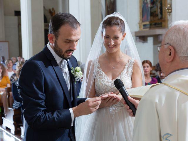 Il matrimonio di Federico e Sara a Asolo, Treviso 13
