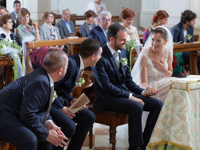 Il matrimonio di Federico e Sara a Asolo, Treviso 14