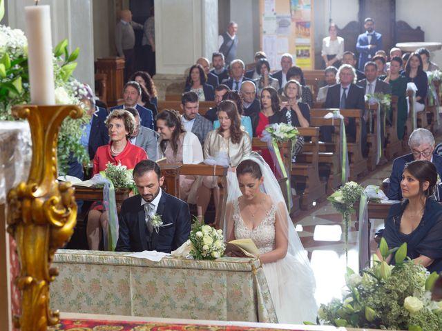 Il matrimonio di Federico e Sara a Asolo, Treviso 15