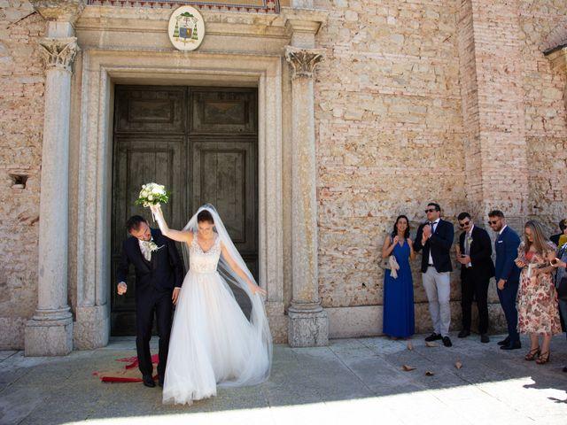 Il matrimonio di Federico e Sara a Asolo, Treviso 16