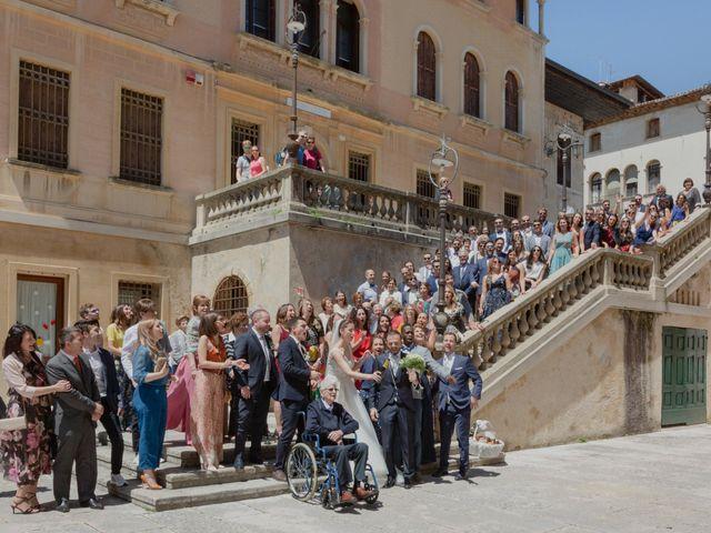Il matrimonio di Federico e Sara a Asolo, Treviso 17