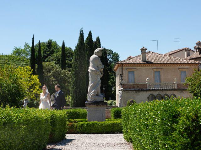 Il matrimonio di Federico e Sara a Asolo, Treviso 19