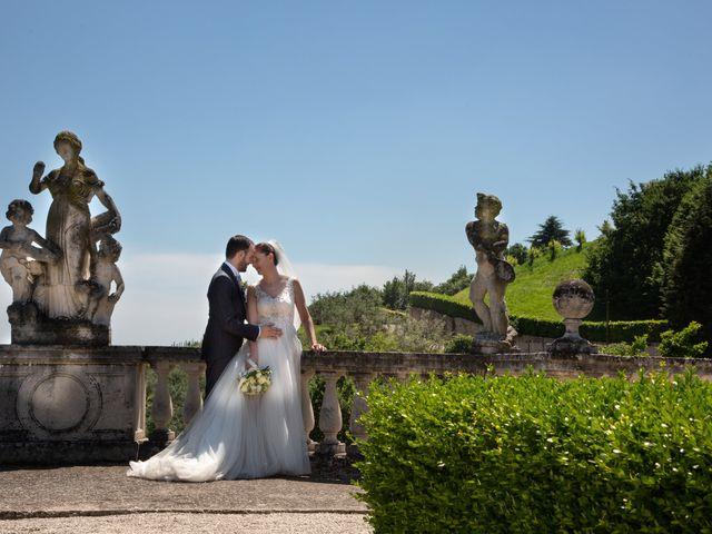 Il matrimonio di Federico e Sara a Asolo, Treviso 21