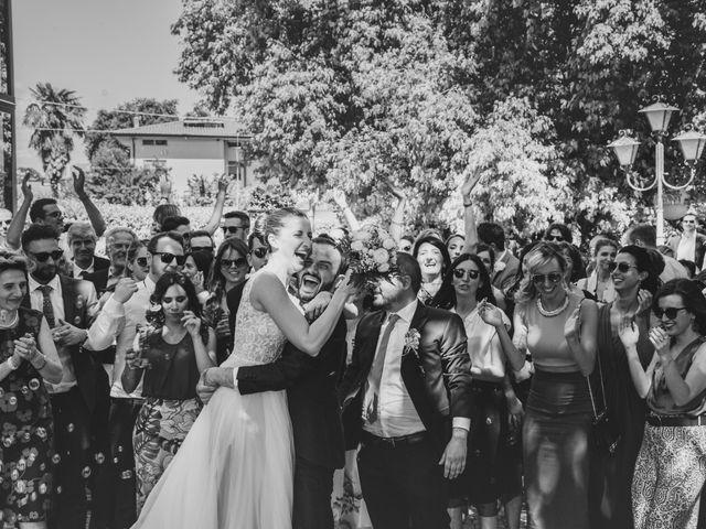 Il matrimonio di Federico e Sara a Asolo, Treviso 22