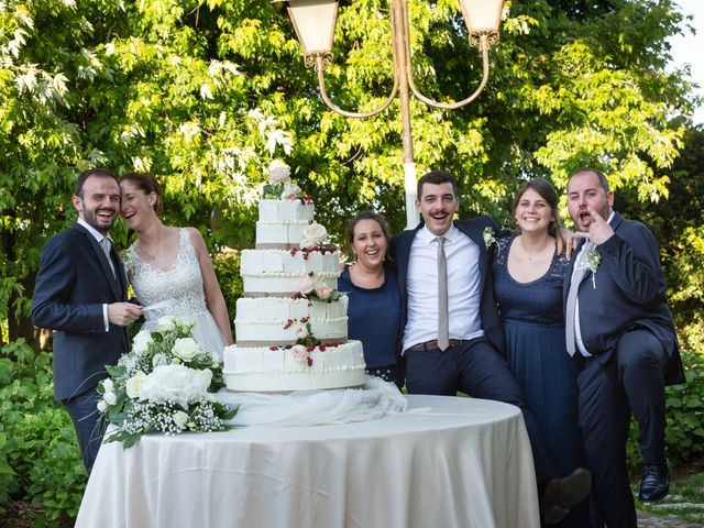 Il matrimonio di Federico e Sara a Asolo, Treviso 27