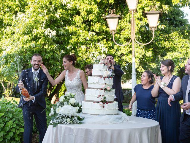 Il matrimonio di Federico e Sara a Asolo, Treviso 28