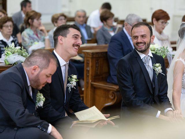 Il matrimonio di Federico e Sara a Asolo, Treviso 35