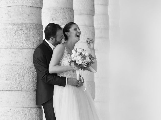 Il matrimonio di Federico e Sara a Asolo, Treviso 1
