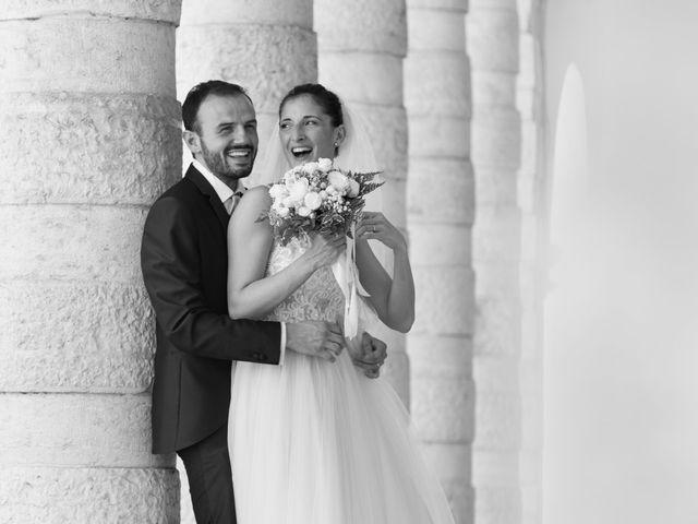Il matrimonio di Federico e Sara a Asolo, Treviso 2