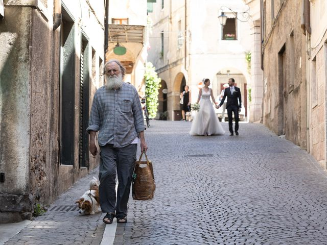 Il matrimonio di Federico e Sara a Asolo, Treviso 40