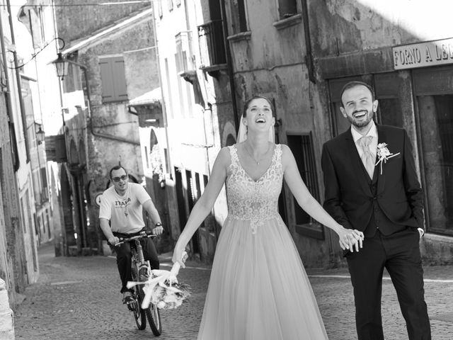 Il matrimonio di Federico e Sara a Asolo, Treviso 41