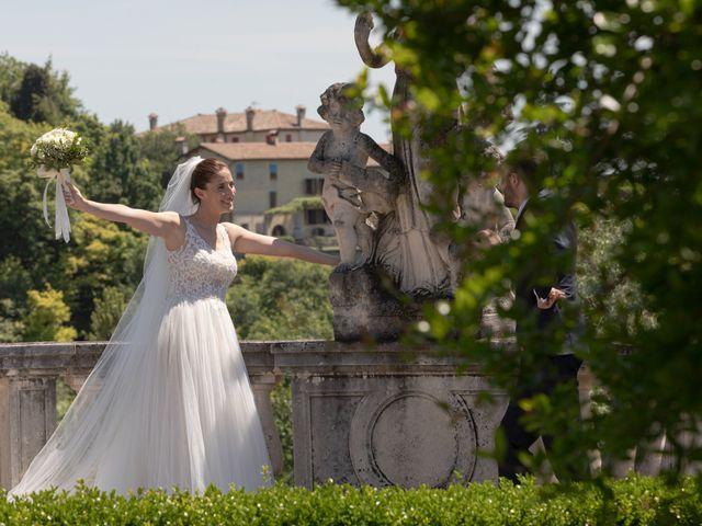Il matrimonio di Federico e Sara a Asolo, Treviso 42