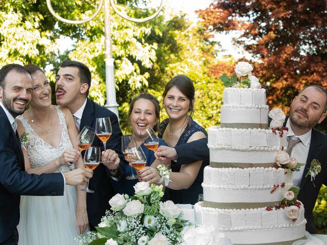 Il matrimonio di Federico e Sara a Asolo, Treviso 43