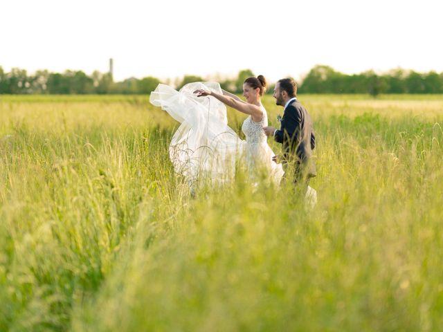 Il matrimonio di Federico e Sara a Asolo, Treviso 49