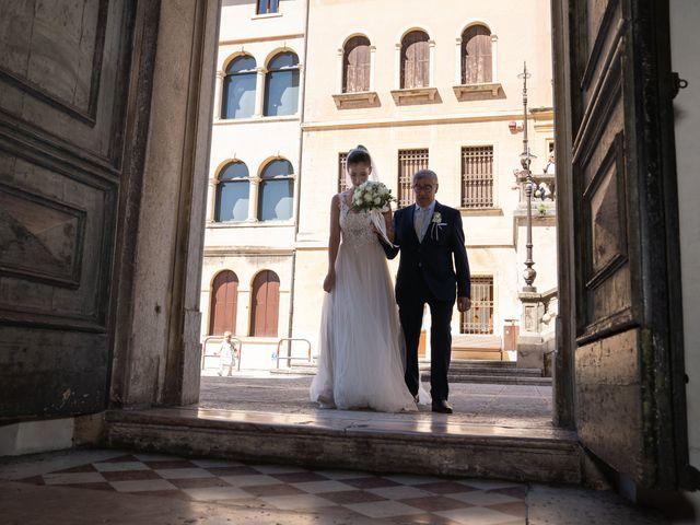 Il matrimonio di Federico e Sara a Asolo, Treviso 55