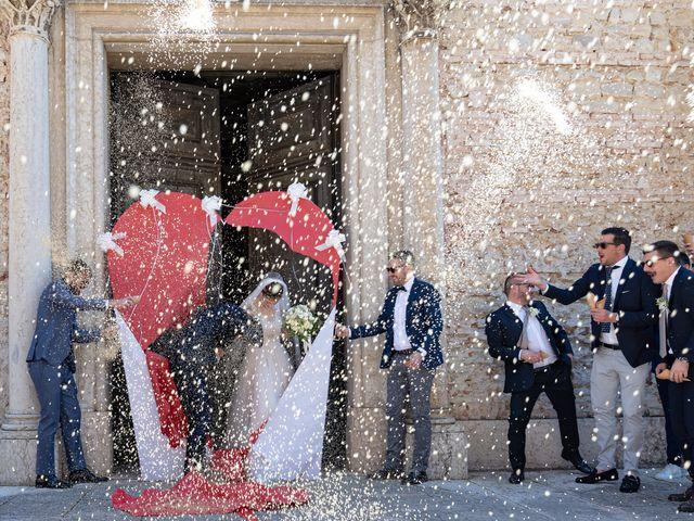Il matrimonio di Federico e Sara a Asolo, Treviso 57