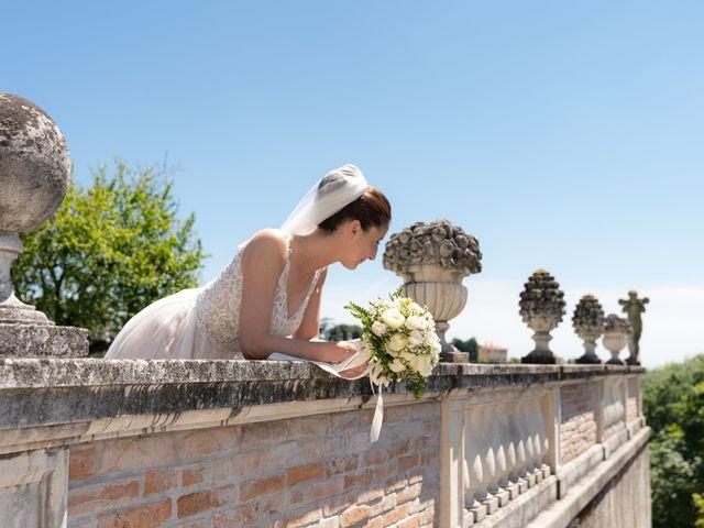Il matrimonio di Federico e Sara a Asolo, Treviso 58