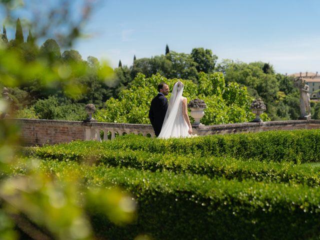 Il matrimonio di Federico e Sara a Asolo, Treviso 59