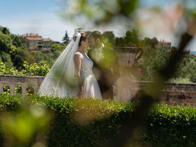 Il matrimonio di Federico e Sara a Asolo, Treviso 60