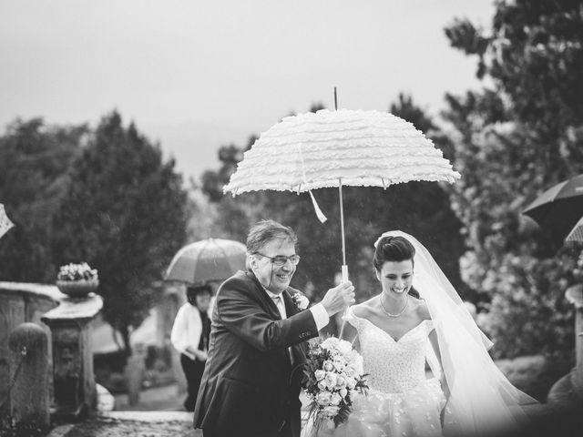 Il matrimonio di Marco e Caterina a Veduggio con Colzano, Monza e Brianza 27