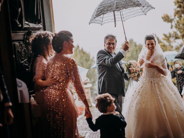 Il matrimonio di Marco e Caterina a Veduggio con Colzano, Monza e Brianza 29