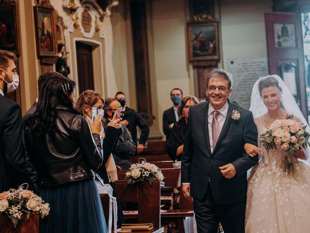Il matrimonio di Marco e Caterina a Veduggio con Colzano, Monza e Brianza 32
