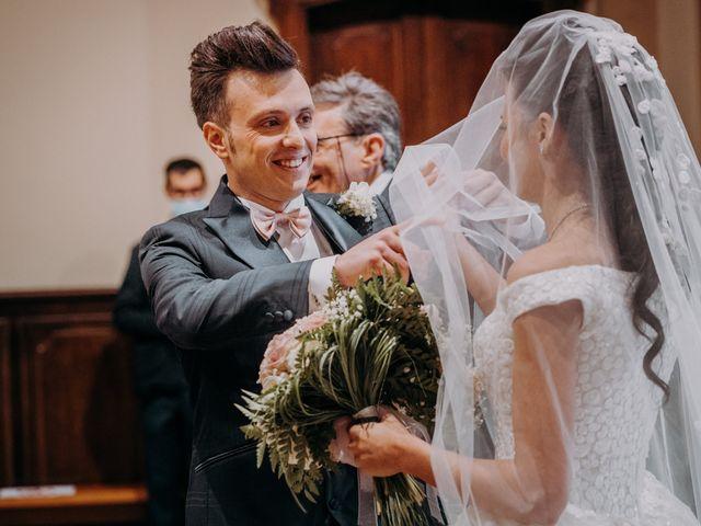 Il matrimonio di Marco e Caterina a Veduggio con Colzano, Monza e Brianza 33