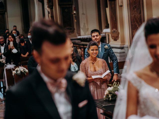Il matrimonio di Marco e Caterina a Veduggio con Colzano, Monza e Brianza 35