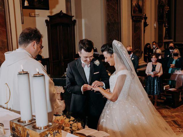 Il matrimonio di Marco e Caterina a Veduggio con Colzano, Monza e Brianza 36