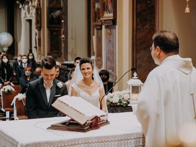 Il matrimonio di Marco e Caterina a Veduggio con Colzano, Monza e Brianza 38