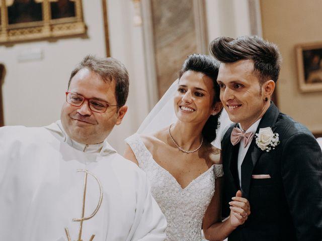 Il matrimonio di Marco e Caterina a Veduggio con Colzano, Monza e Brianza 39