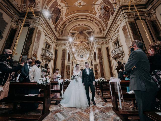 Il matrimonio di Marco e Caterina a Veduggio con Colzano, Monza e Brianza 40