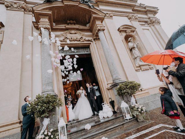 Il matrimonio di Marco e Caterina a Veduggio con Colzano, Monza e Brianza 41