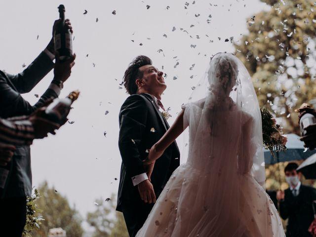 Il matrimonio di Marco e Caterina a Veduggio con Colzano, Monza e Brianza 42