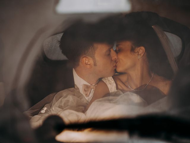 Le nozze di Caterina e Marco