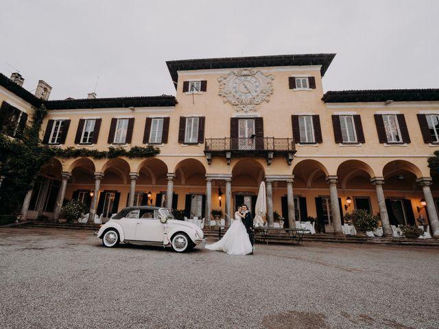 Il matrimonio di Marco e Caterina a Veduggio con Colzano, Monza e Brianza 45
