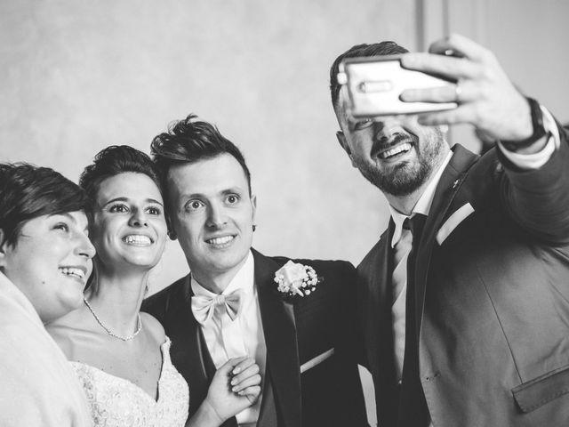 Il matrimonio di Marco e Caterina a Veduggio con Colzano, Monza e Brianza 54