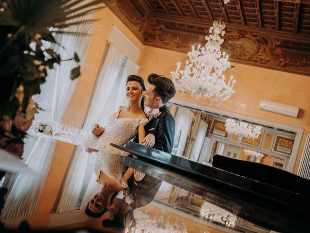 Il matrimonio di Marco e Caterina a Veduggio con Colzano, Monza e Brianza 59