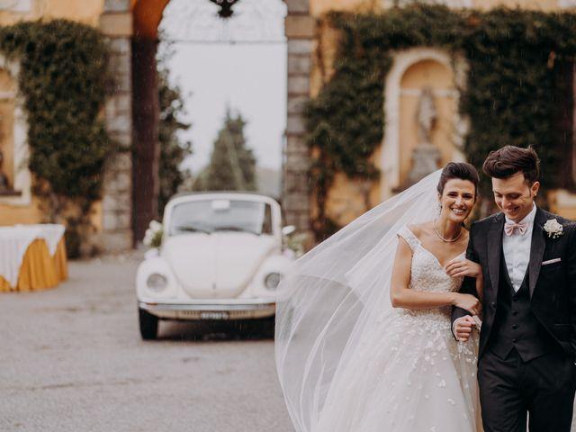 Il matrimonio di Marco e Caterina a Veduggio con Colzano, Monza e Brianza 65