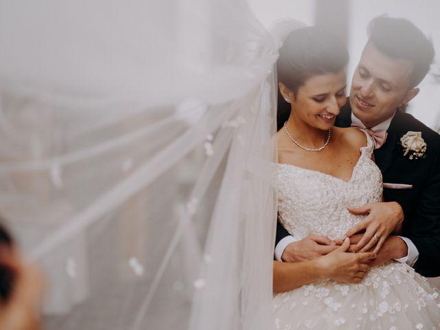 Il matrimonio di Marco e Caterina a Veduggio con Colzano, Monza e Brianza 66