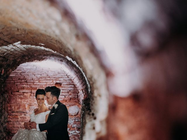 Il matrimonio di Marco e Caterina a Veduggio con Colzano, Monza e Brianza 69