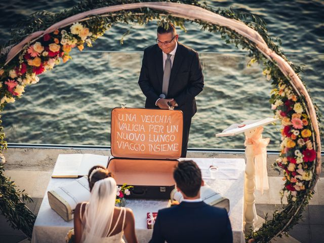 Il matrimonio di Noemy e Francesco a Livorno, Livorno 15